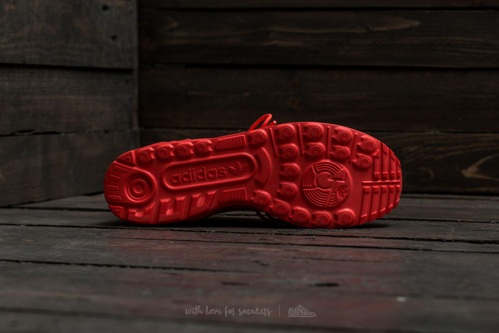 b8547672053a2 Lyst - adidas Originals Adidas Zx Flux Adv Virtue Sock W Easy Coral ...