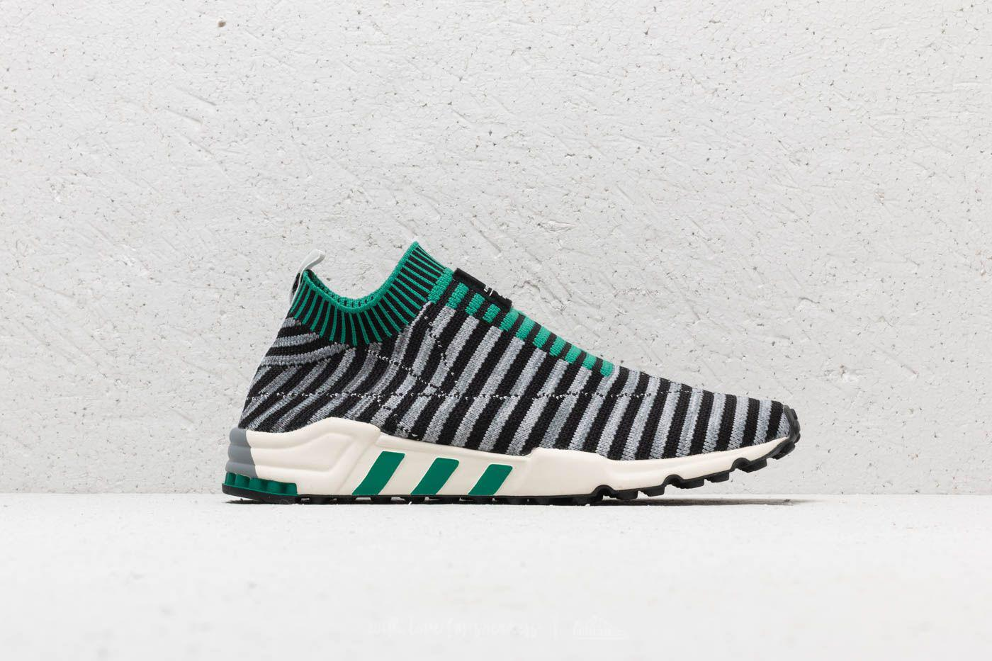 wholesale dealer 07843 4b80c Lyst - adidas Eqt Support Sk Primeknit Shoes in Green