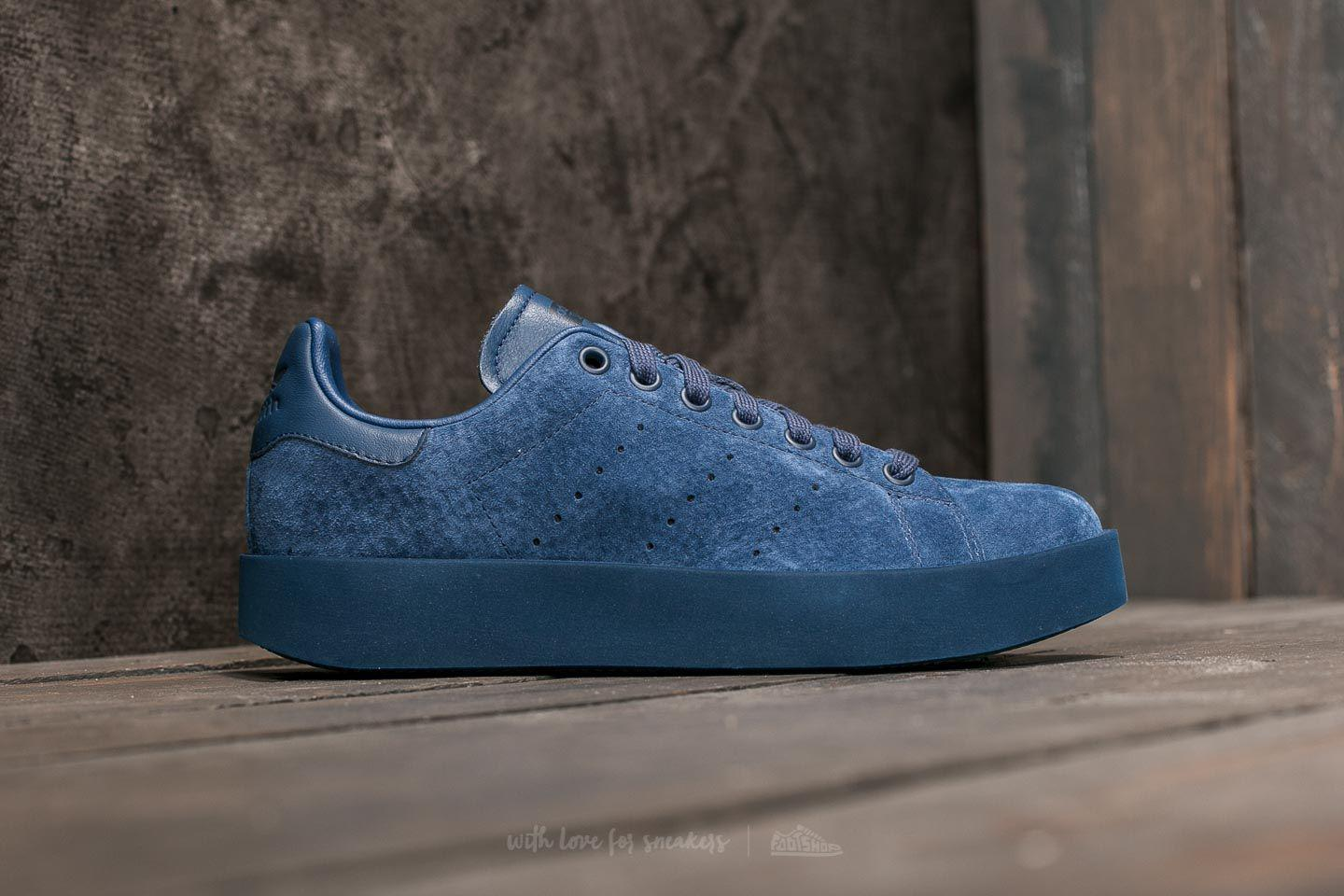 Adidas Stan Smith Bold W Noble Ink/ Noble Ink/ Noble Ink