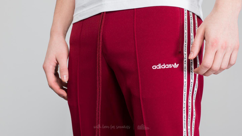 premium selection 25e3d 7c333 Men's Adidas X United Arrows & Sons X Mikitype Tracksuit Core Burgundy
