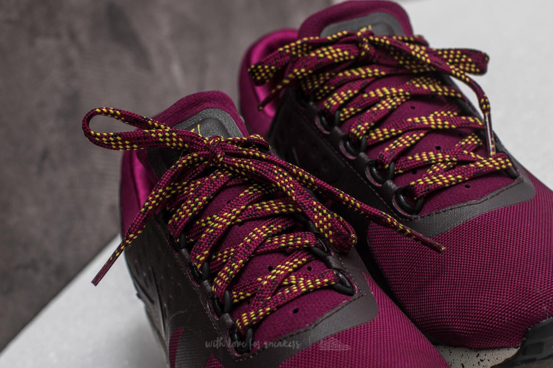 Lyst - Nike Air Max Zero Se Bordeaux/ Black-velvet Brown for Men