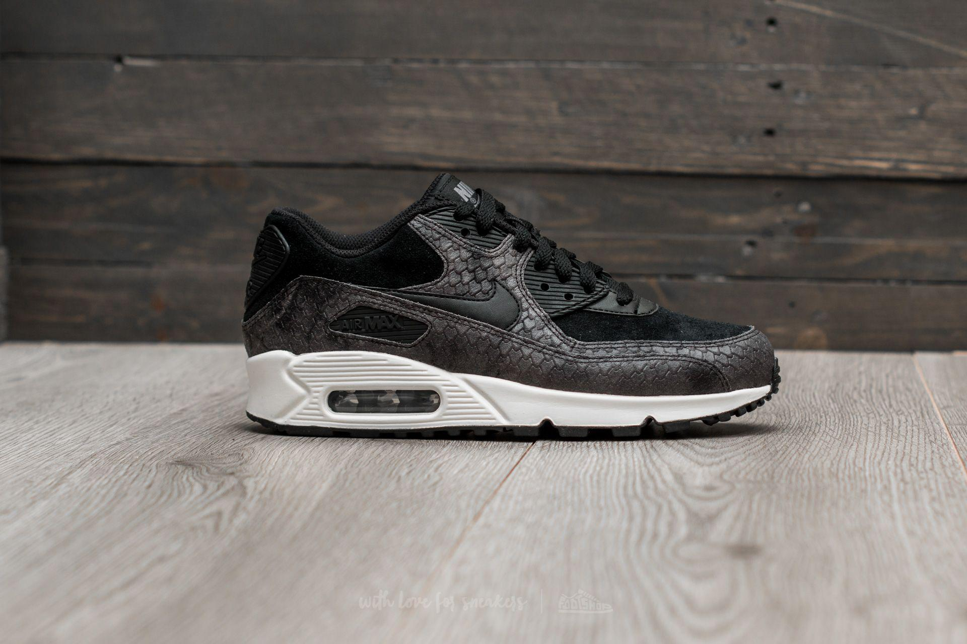 newest b6db9 e1963 Gallery. Previously sold at Footshop · Womens Nike Air Max 90 ...