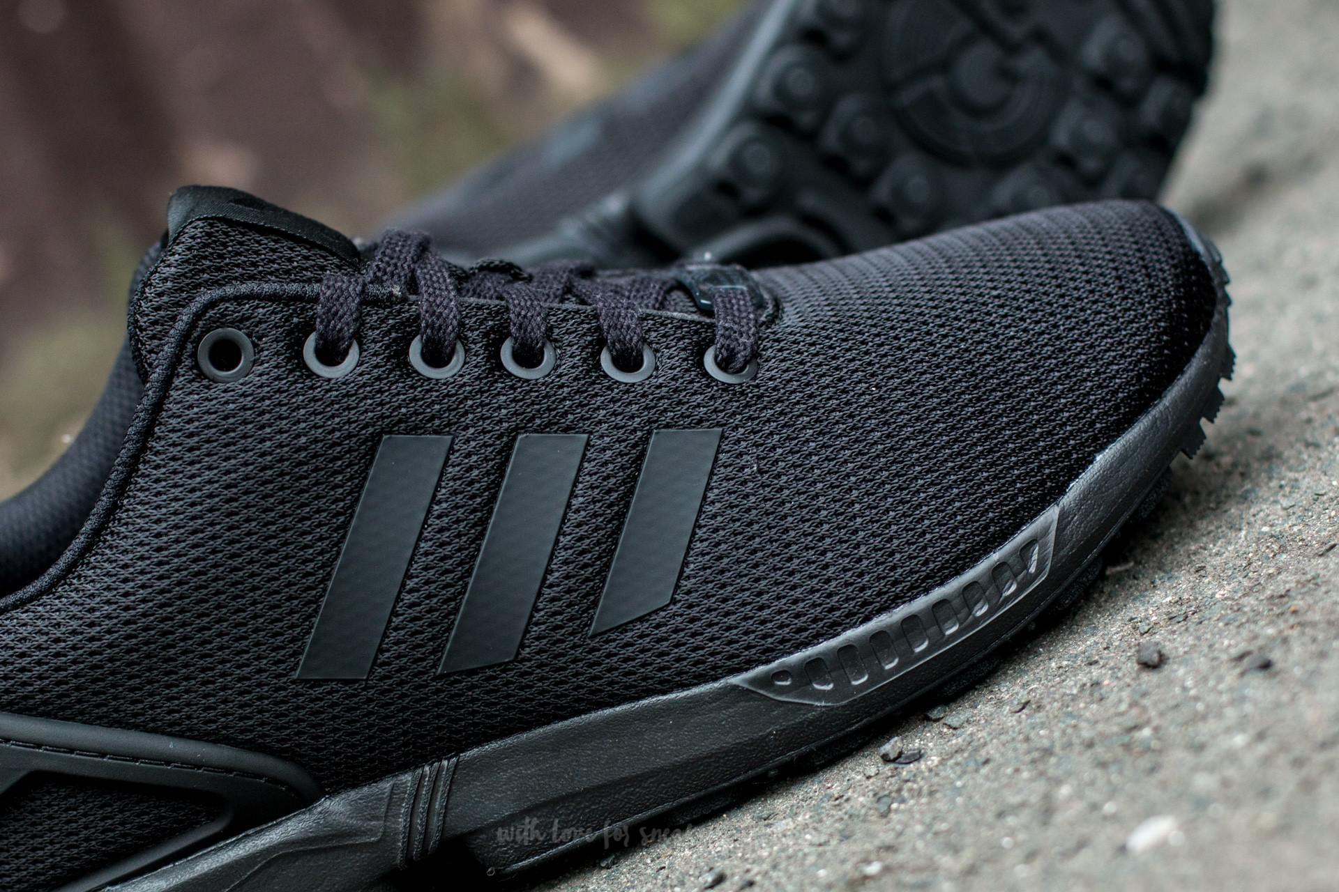 newest 2f6c1 f2e50 Adidas Originals Adidas Zx Flux Core Black/ Core Black/ Dark Grey for men