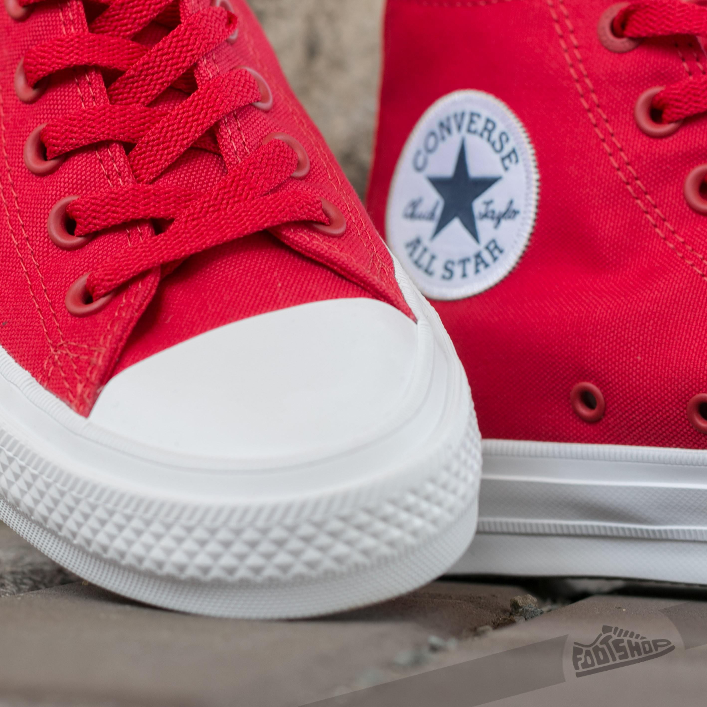 e7eee33a584 Lyst - Converse Ct Ii Salsa  Salsa Red  White in Red for Men