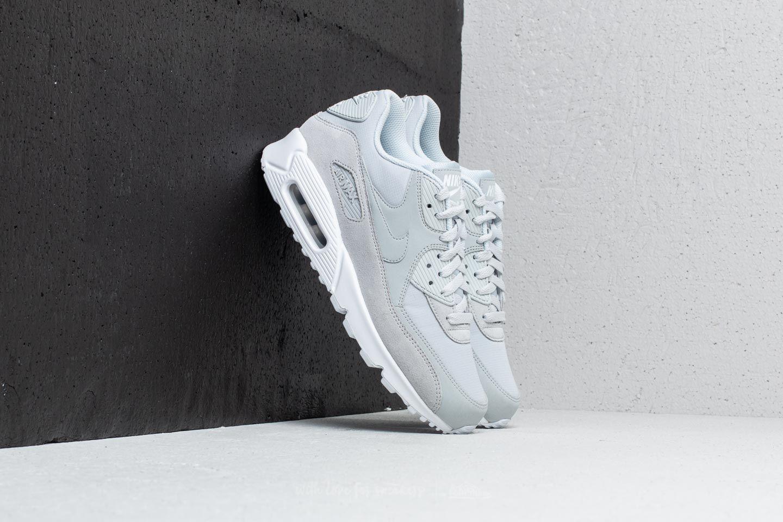 6de34e56c69b Lyst - Nike Air Max 90 Essential Pure Platinum  Pure Platinum for Men