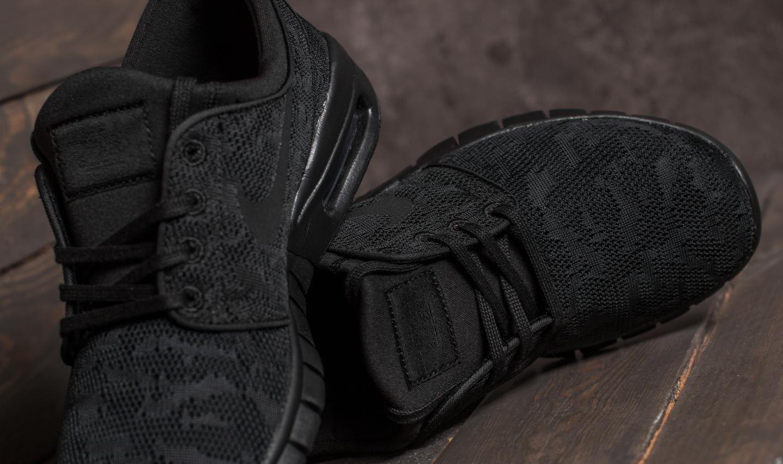 312ab6a23 Nike - Stefan Janoski Max Black  Black-anthracite for Men - Lyst. View  fullscreen