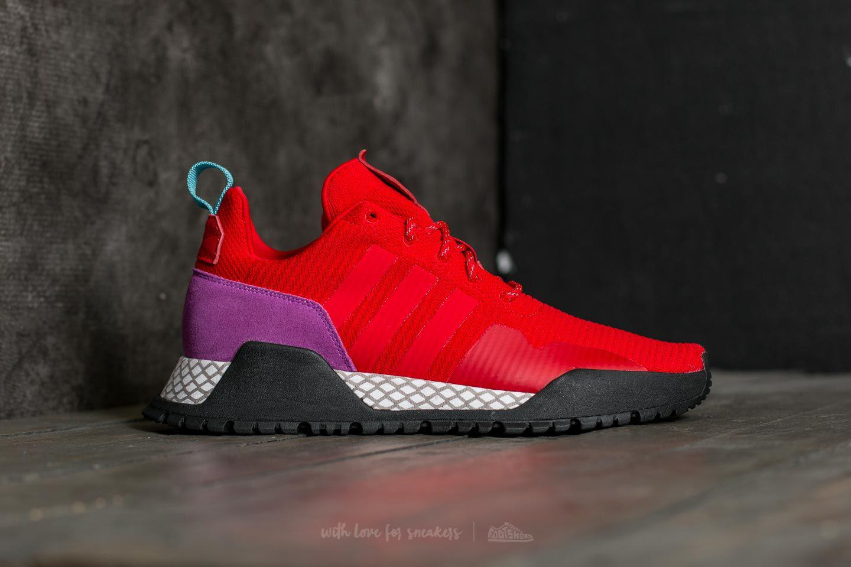 adidas Adidas F/1.4 Primeknit Scarlet/ Scarlet/ Shock Purple