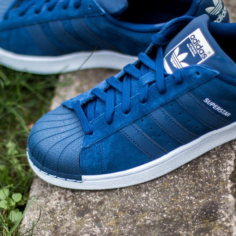 52dda5f8 Adidas Originals Adidas Superstar Rt Dark Blue/ Dark Blue/ Off White for men