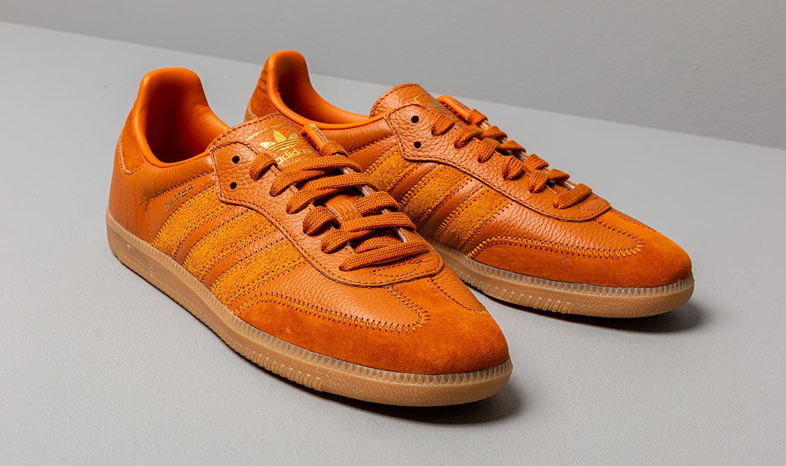 adidas samba orange | Great Quality
