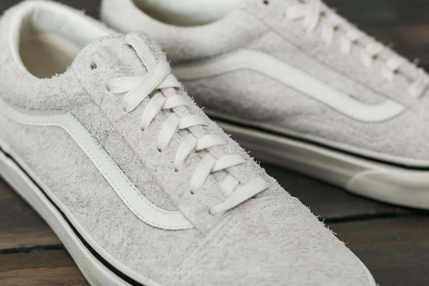 5e4c1f31813 Lyst - Vans Old Skool (fuzzy Suede) Birch for Men