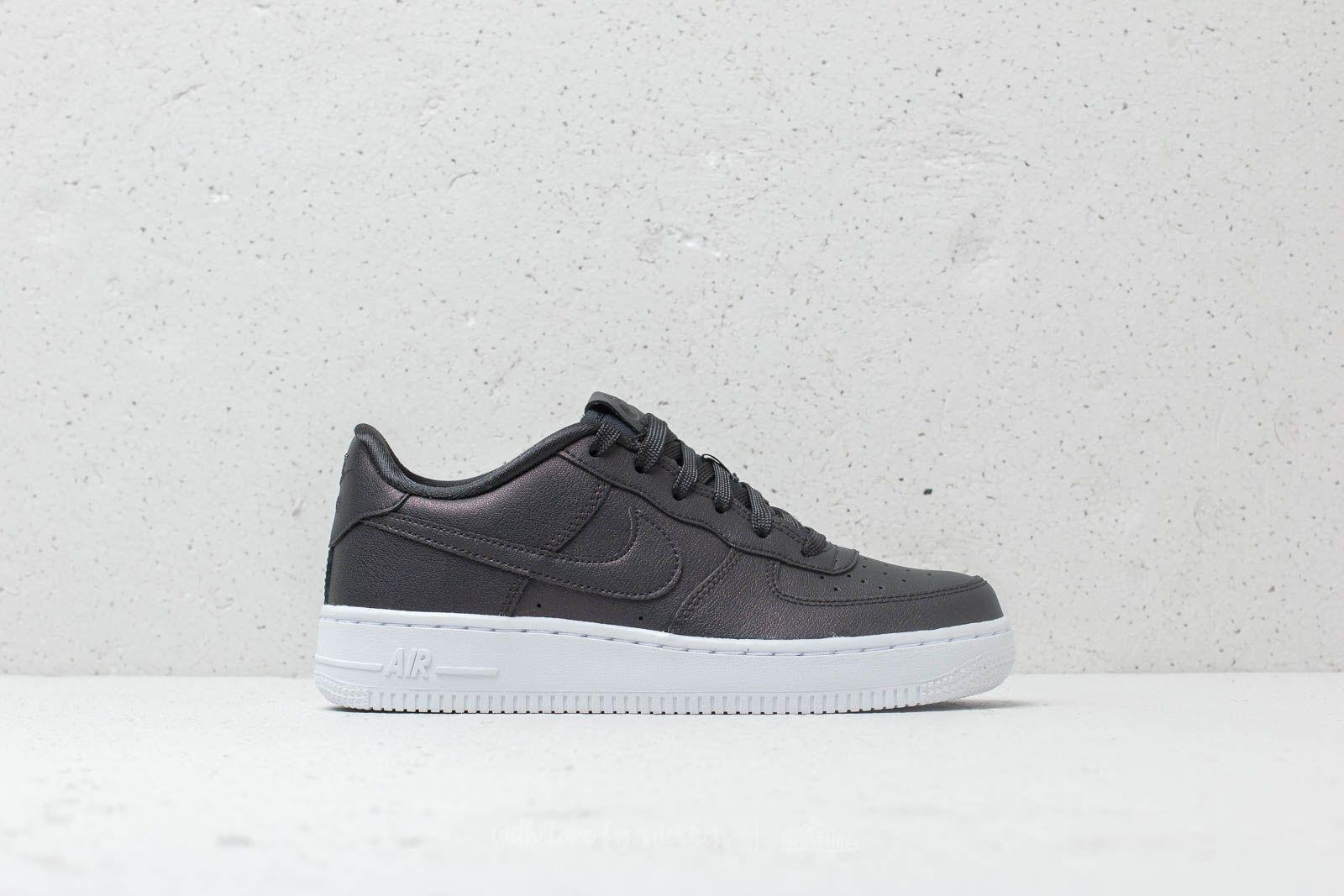 Nike Leather Air Force 1 Ss (gs