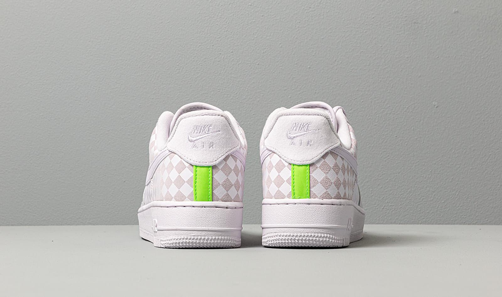W Air Force 1 Low Barely Grape/ Barely Grape Nike