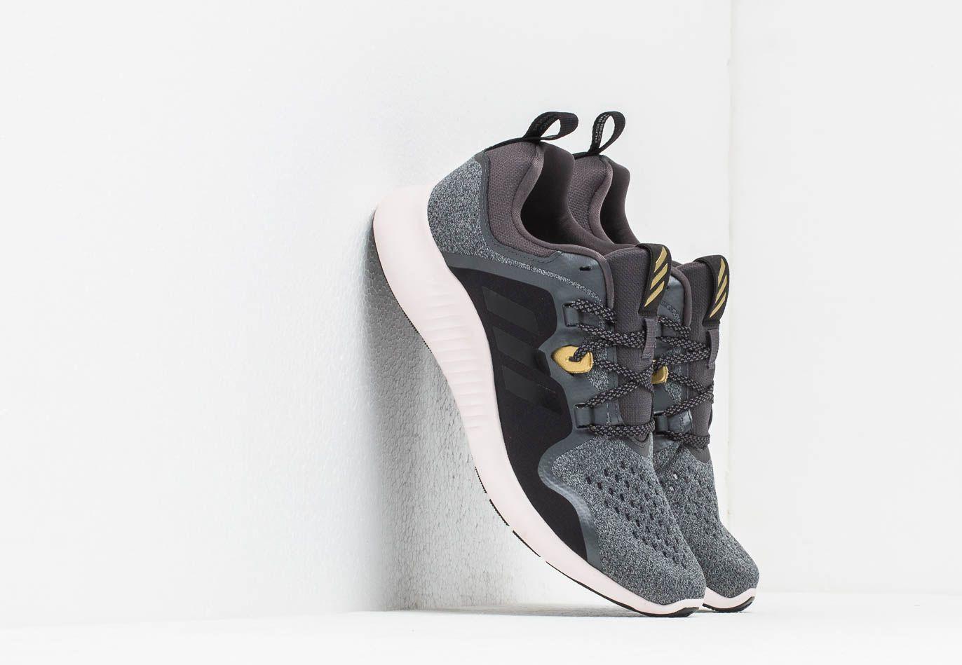 newest 2e8f0 f9a1c Women's Adidas Edgebounce W Core Black/ Core Black/ Orctin
