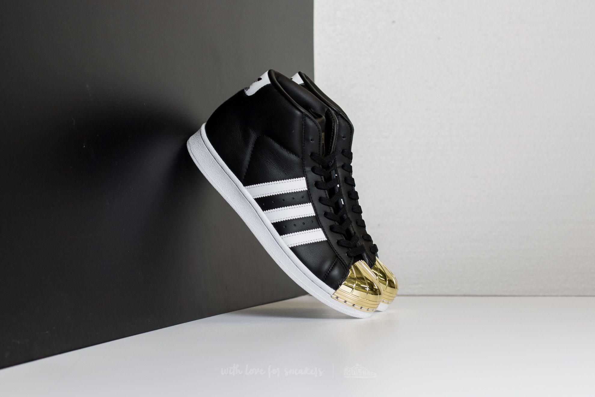 san francisco 10f21 0b312 Lyst - adidas Originals Adidas Promodel Metal Toe W Core Black  Ftw ...