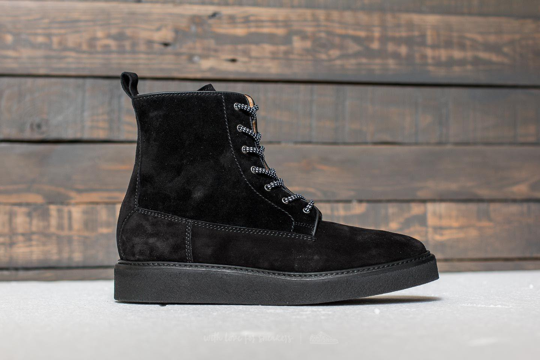 Footshop Represent Work Boot Suede