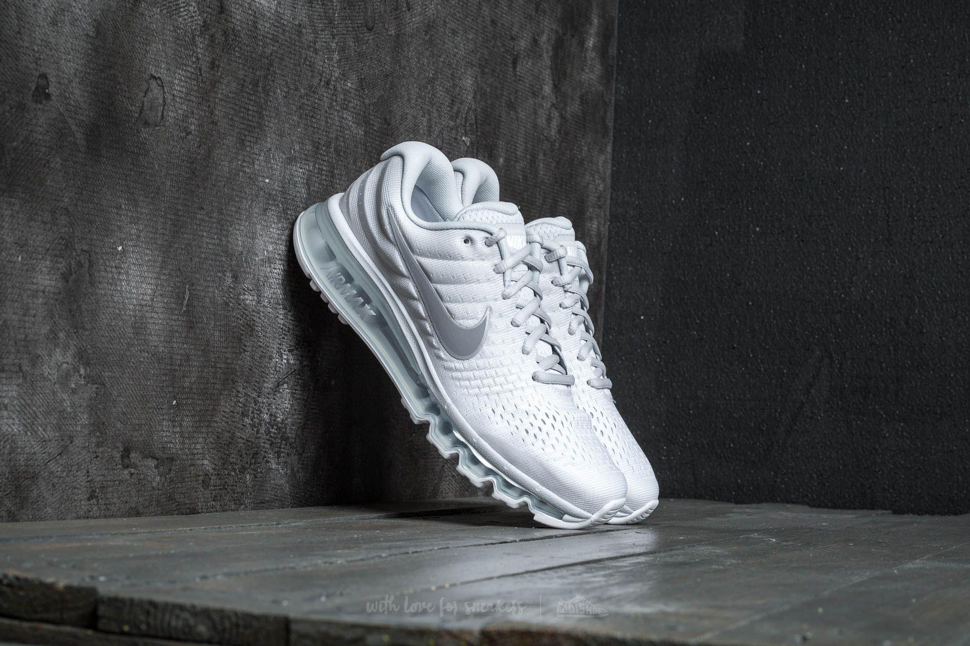 air max 2017 white