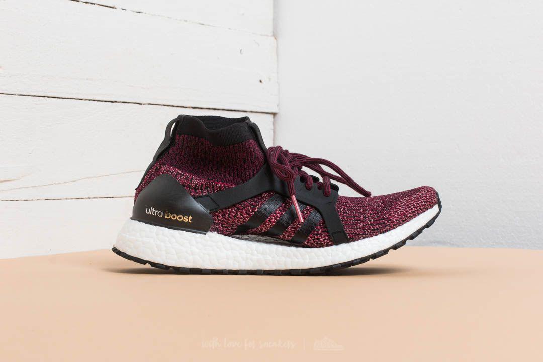 Women's Adidas Ultraboost X All Terrain Mystery Ruby Core Black Trace Pink