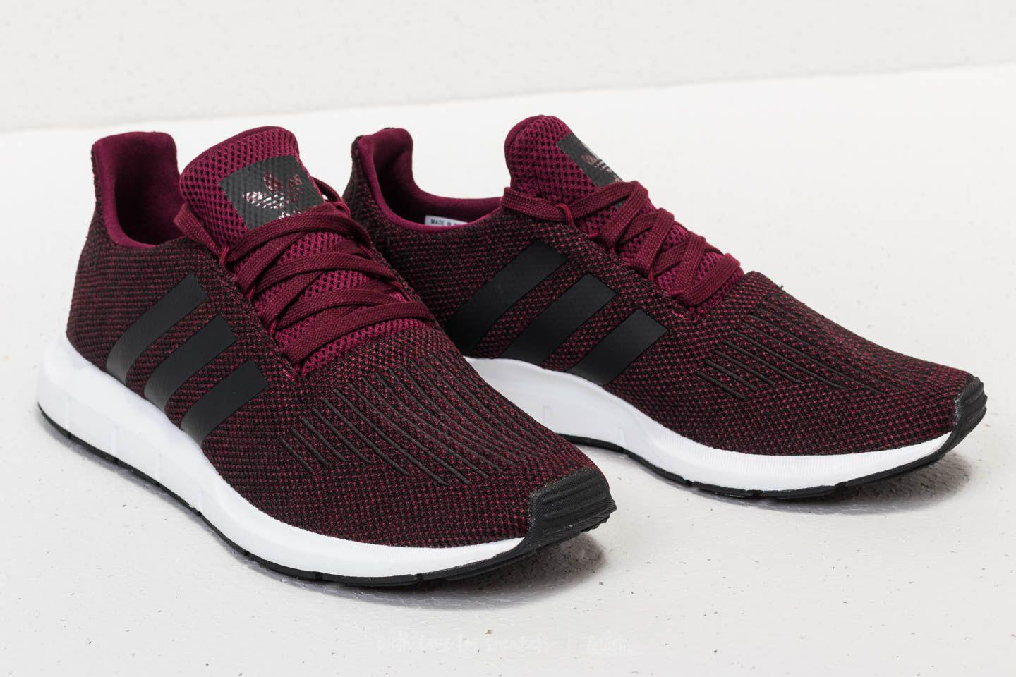 a525d31b4 Adidas Originals - Multicolor Adidas Swift Run Maroon  Core Black  Ftw  White for Men