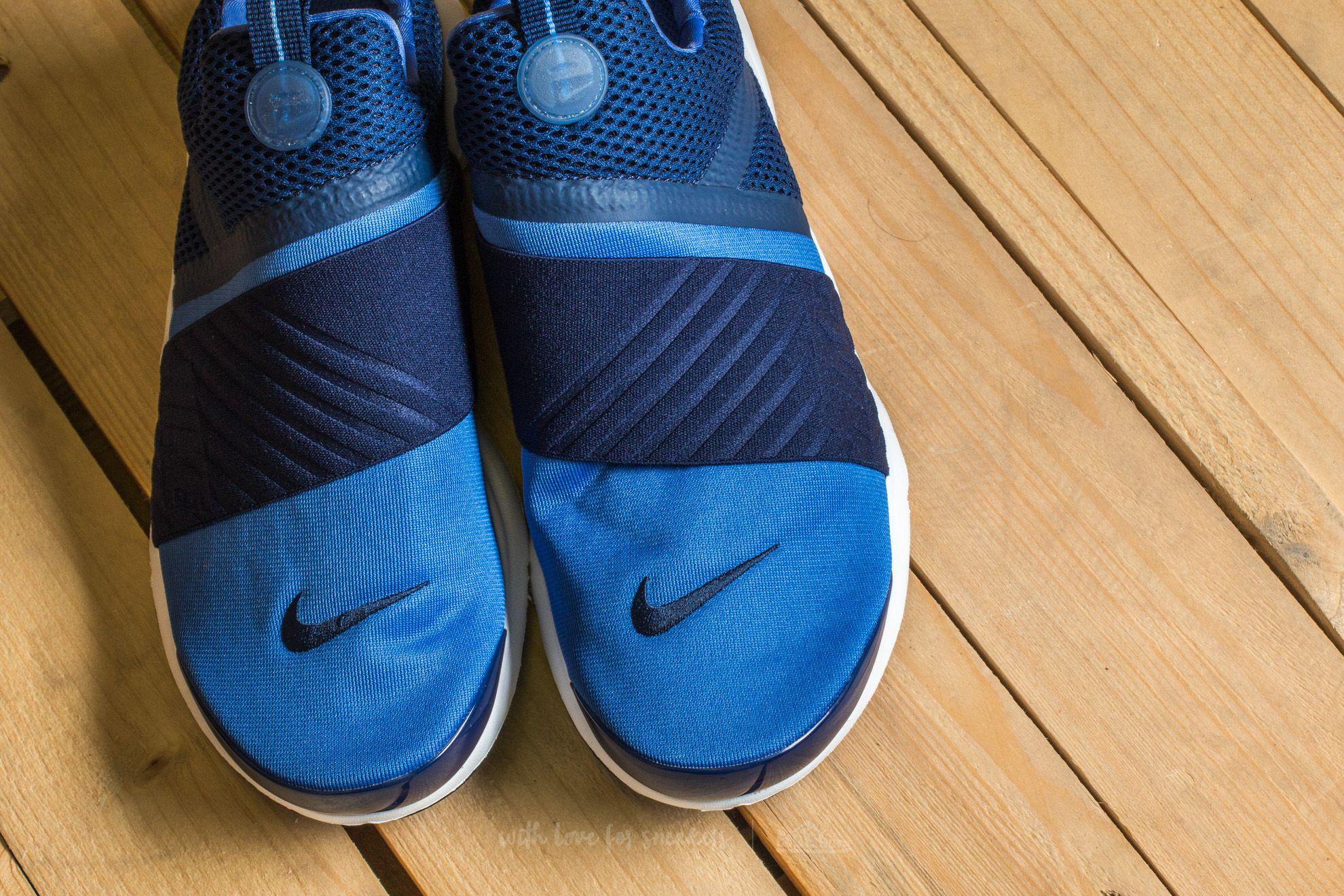 9e9a63a5ae90 Lyst - Nike Presto Extreme (gs) Comet Blue  Binary Blue-white in Blue