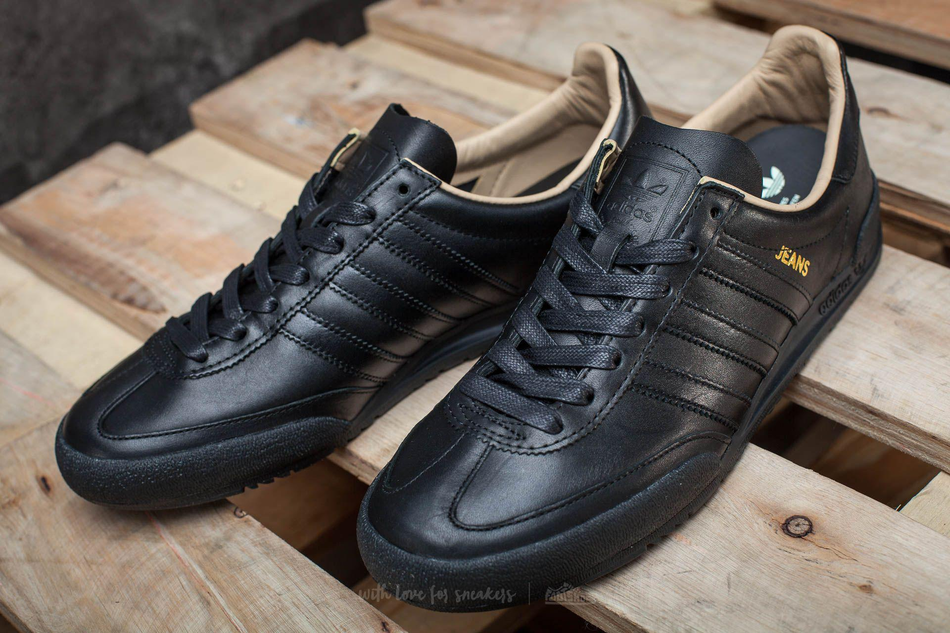 adidas jeans mk 2 black