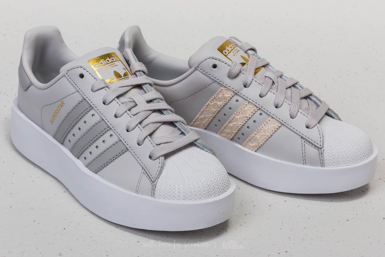 gorący produkt kup najlepiej kup najlepiej Adidas Superstar Bold W Grey One/ Grey Two/ Ftw White