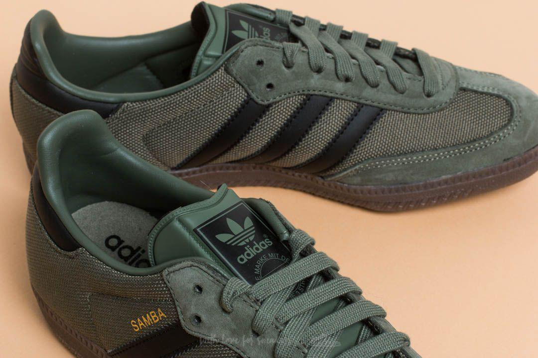 Black And Green Adidas Shoes