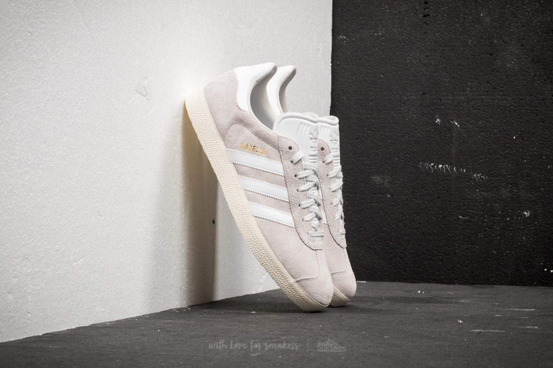 huge discount e51d2 23c3b Lyst - adidas Originals Adidas Gazelle Crystal White Ftw Whi