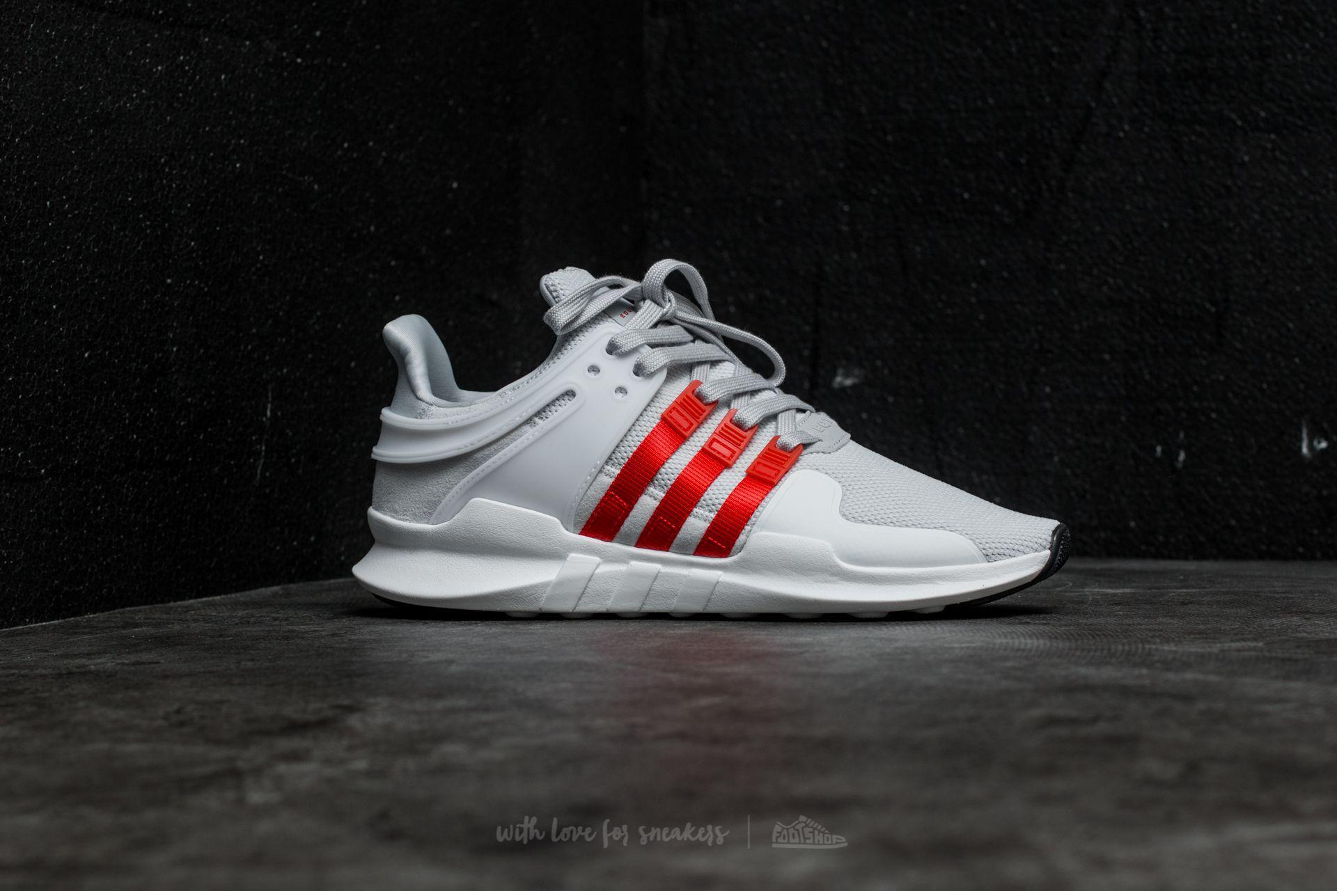 meet bb9ab 47e71 adidas Originals Adidas Eqt Support Adv Clear Grey  bold Orange  Ftw ...
