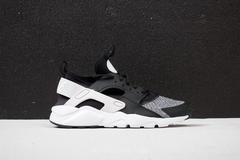 f72d37523b31 Lyst - Nike Air Huarache Run Ultra Se (gs) Black  Vast Grey-white in ...