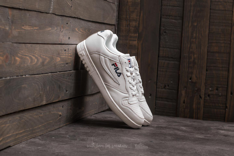 8d99e69e3640 Lyst - Fila Fx100 Low White for Men