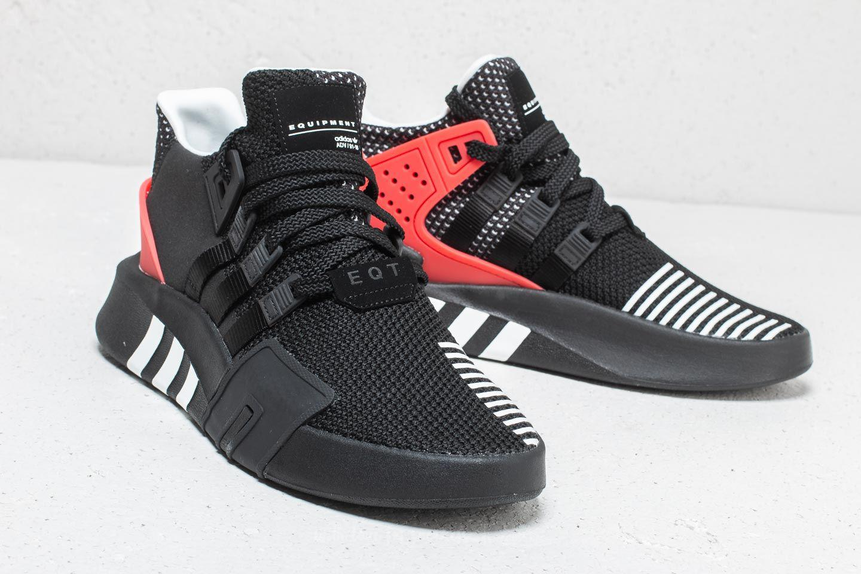 low priced ce2db 957b9 Adidas Originals Adidas Eqt Bask Adv Core Black/ Ftw White/ Hi-res Red for  men