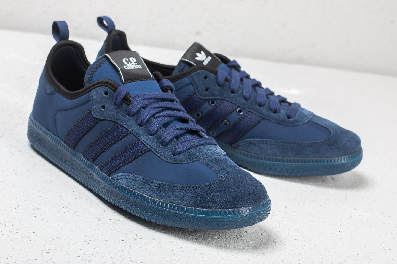 los angeles classic innovative design Adidas X C.p. Company Samba Dark Blue/ Night Sky/ Dark Purple