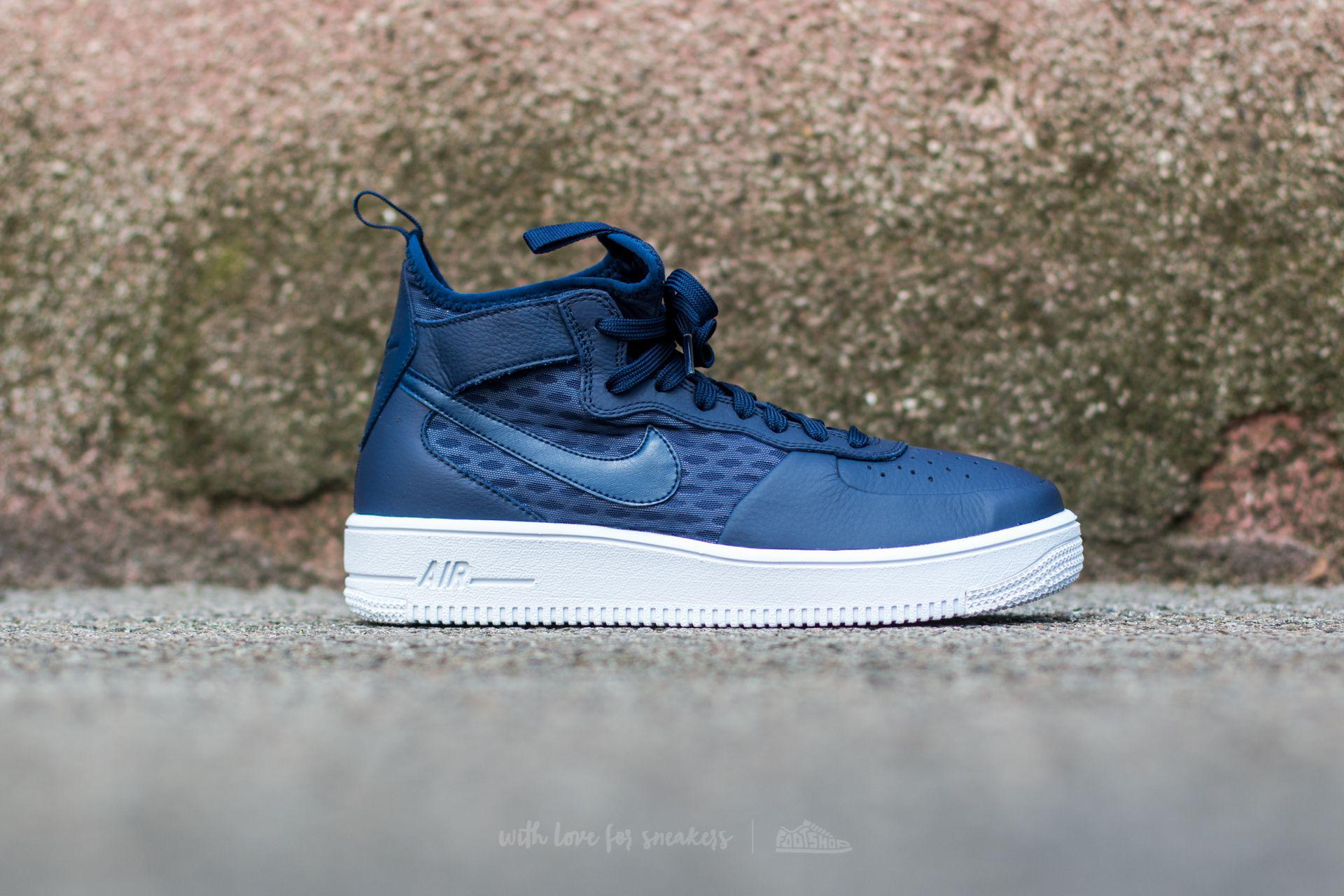 8ad1fa5432e6 hot nike wmns air force 1 ultraforce mid vachetta tan sneaker women 05d83  cba88; norway gallery. previously sold at footshop mens nike air force  923d3 5ba6c