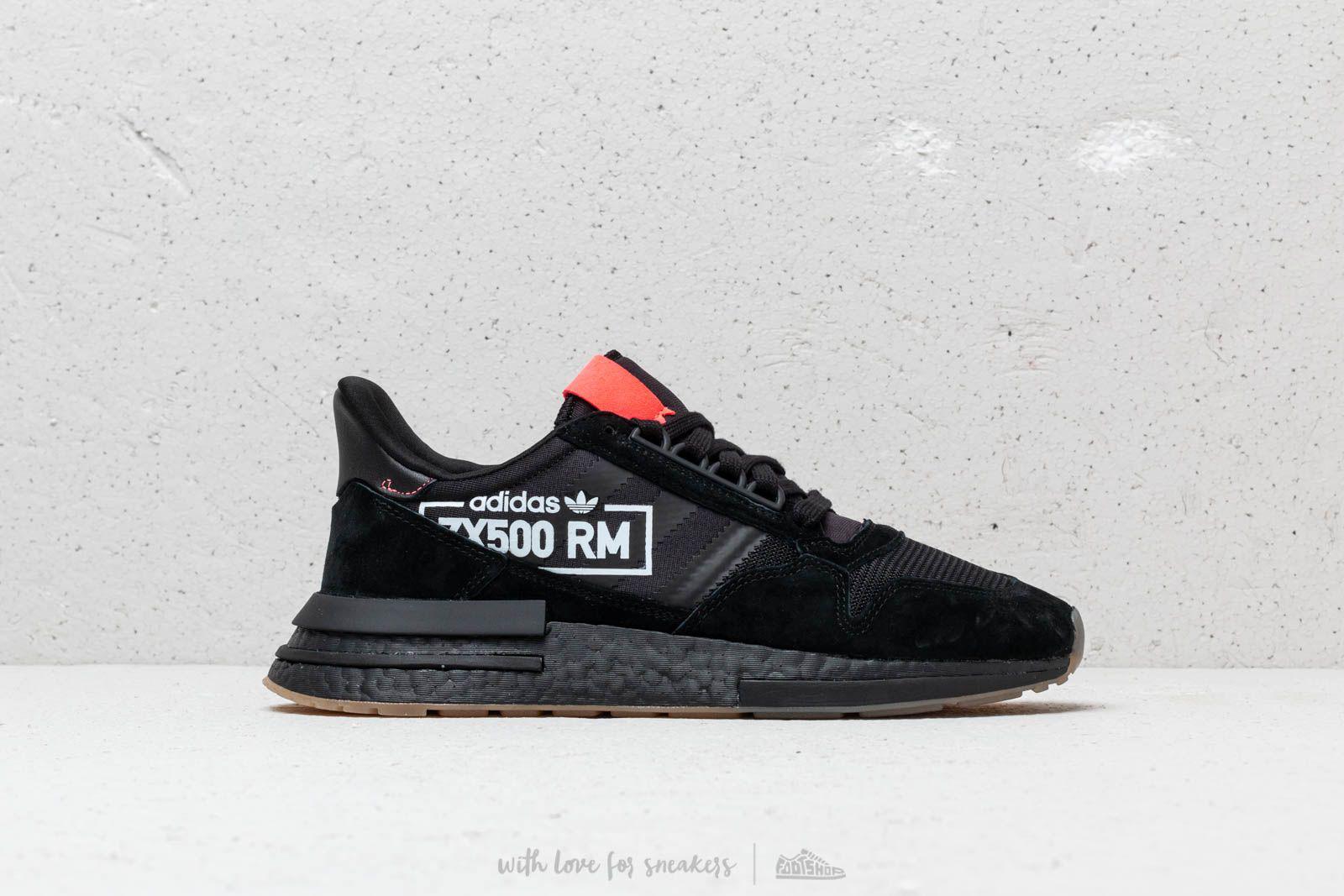 5c0533612330 Adidas Originals - Adidas Zx 500 Rm Core Black  Core Black  Bluebird for  Men. View fullscreen