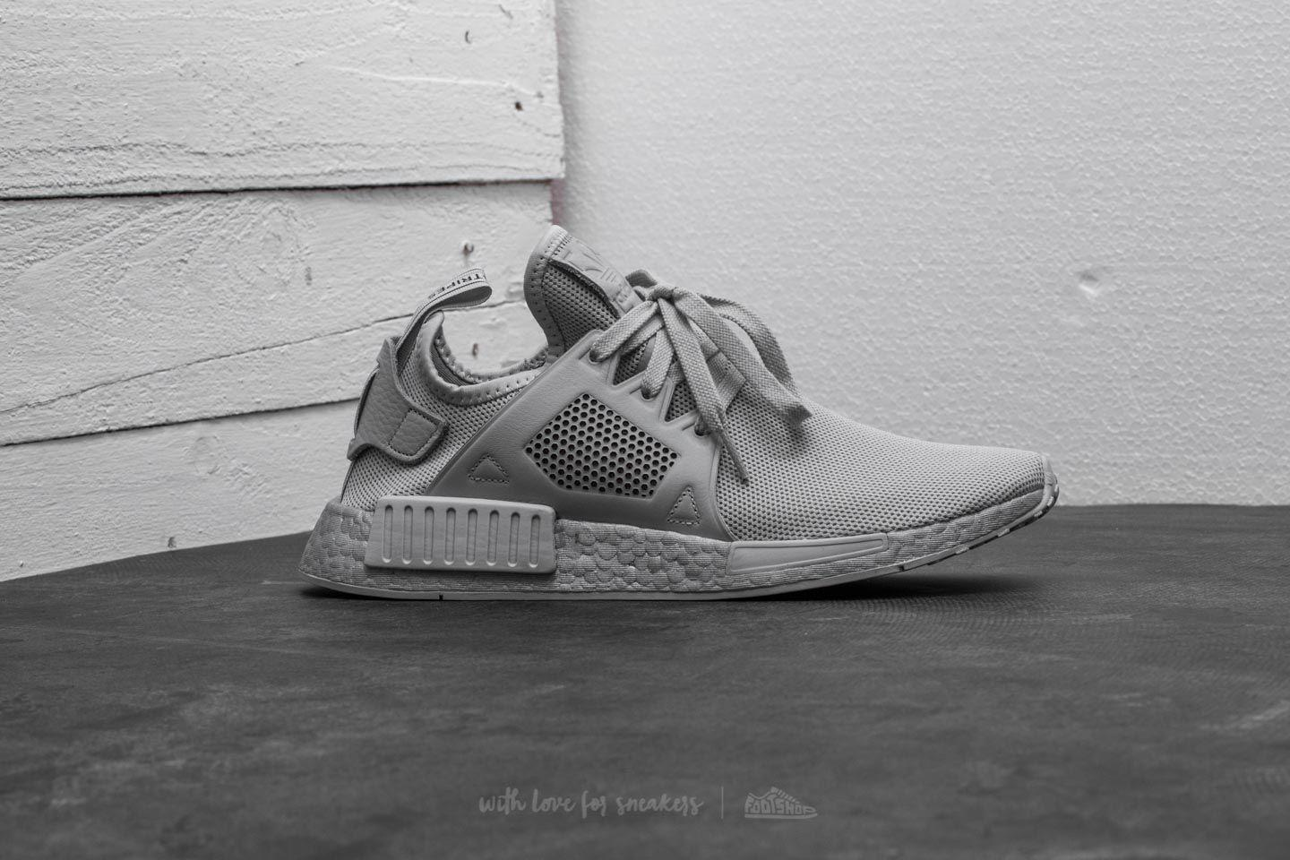 outlet store 8aa9a 98aad Men's Adidas Nmd_xr1 Gray Two/ Gray Two/ Silver Metalic