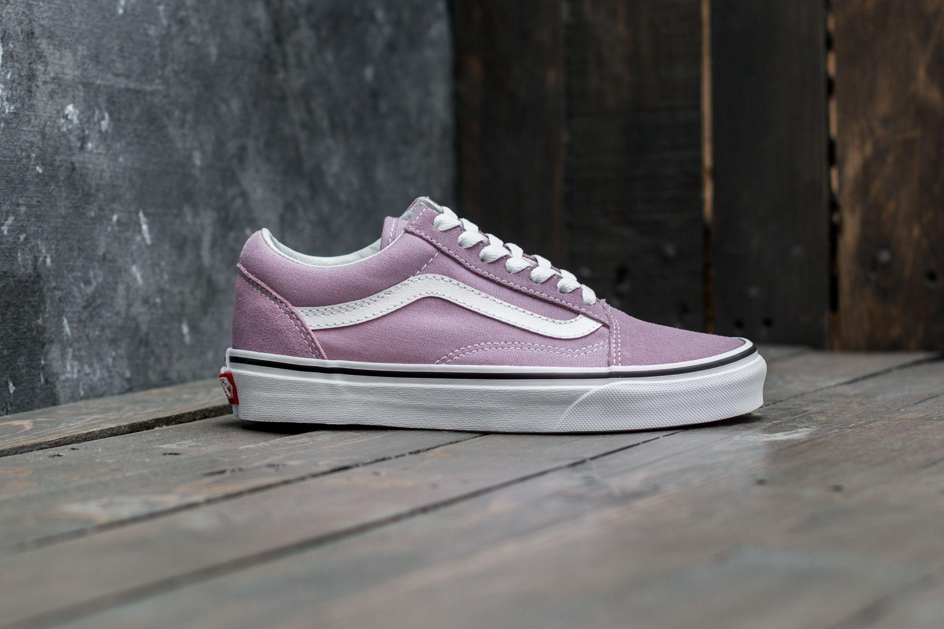 412f076561a Lyst - Vans Old Skool Sea Fog  True White