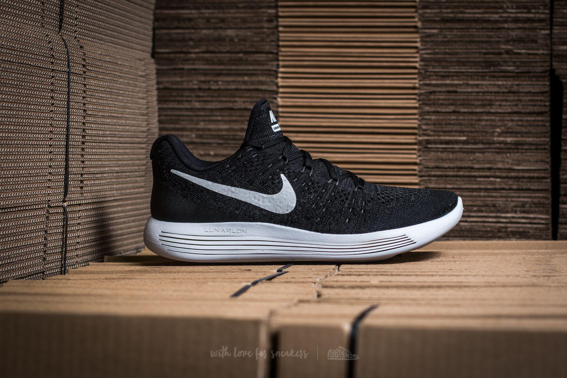 huge discount a0a01 7ba48 Men's Lunarepic Low Flyknit 2 Black/ White/ Anthracite