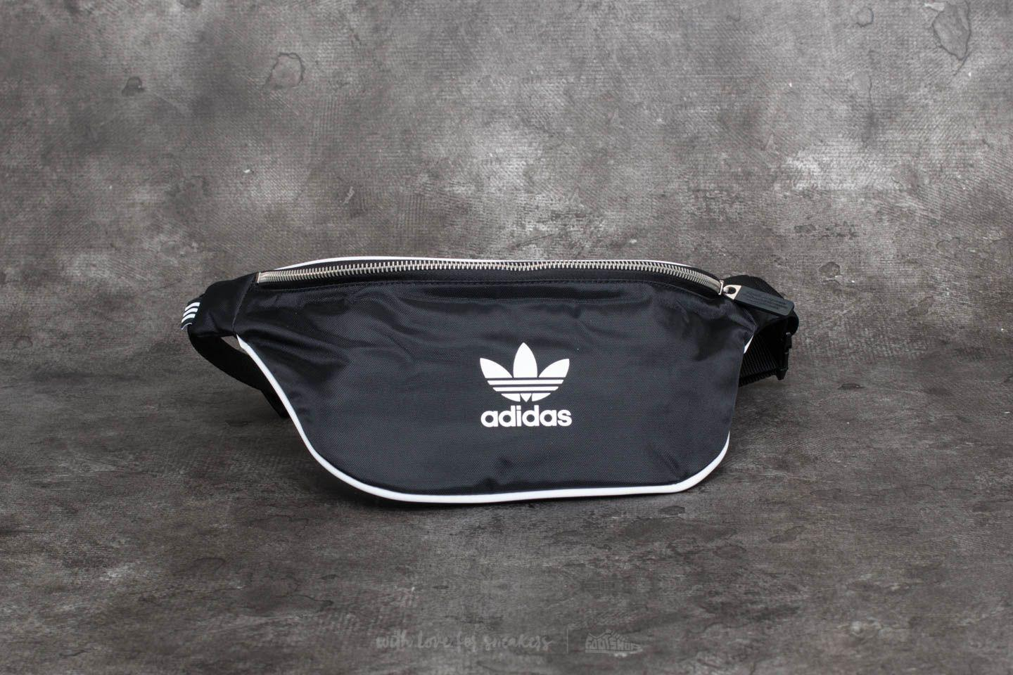 2d9b21c757b9 Lyst - adidas Originals Adidas Waist Bag Black in Black for Men