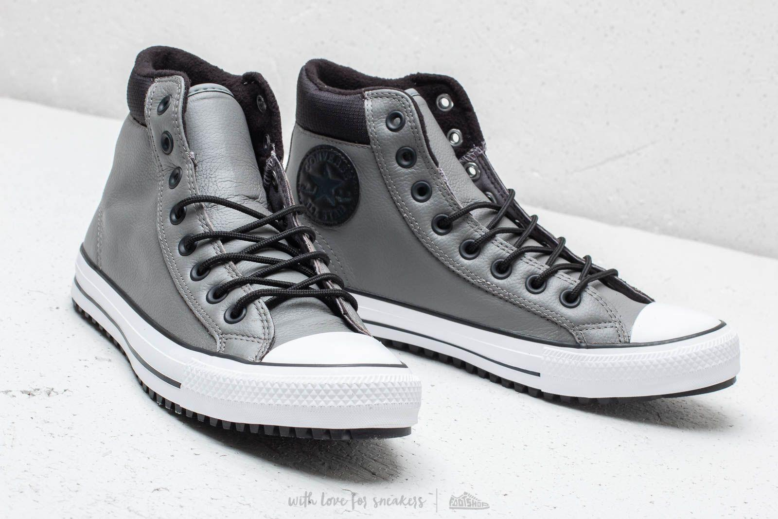 4e8f5208b74f8b Converse - Chuck Taylor All Star Pc Boot High Mason  Black  White for Men.  View fullscreen