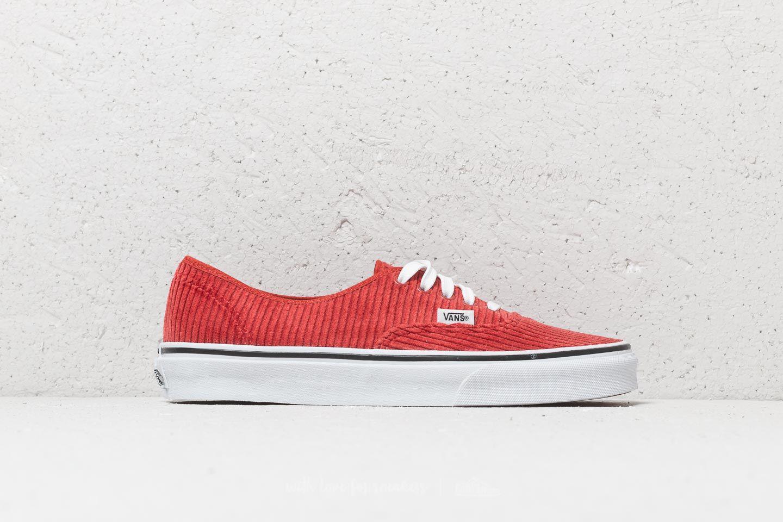 8cbdd27049 Lyst - Vans Authentic (design Assembly) Bossa Nova in Red for Men