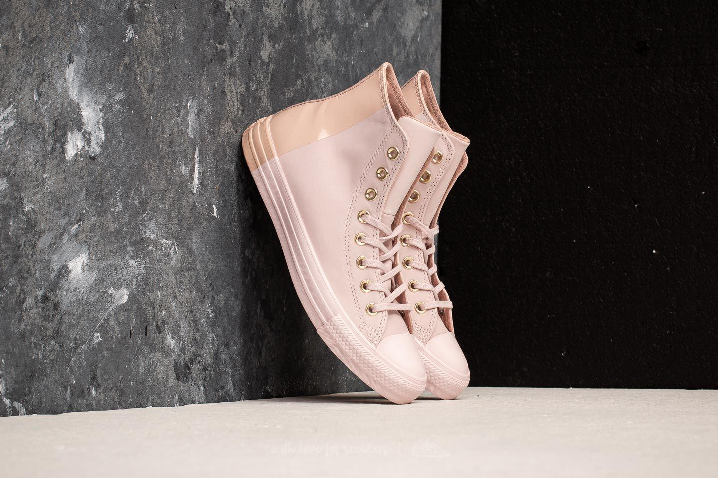 Converse Canvas Chuck Taylor All Star Hi Barely Rose/ Barely Rose ...