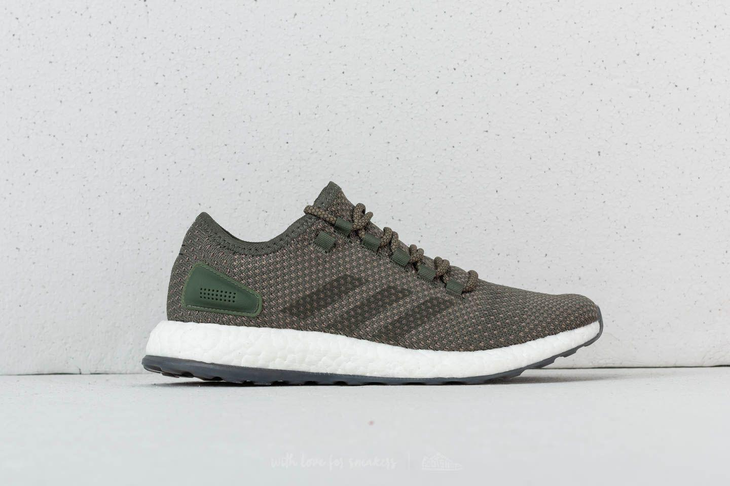 d79ee4beaf0 ... where to buy footshop adidas pureboost clima base green night cargo  trace cargo for men .