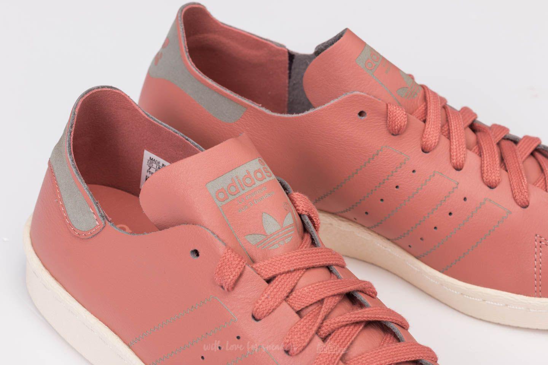 7de4e9629c adidas Superstar 80s Decon Shoes in Pink - Lyst