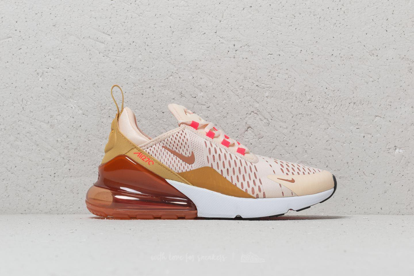outlet store 8c930 bc912 Nike Multicolor Wmns Air Max 270 Guava Ice/ Terra Blush