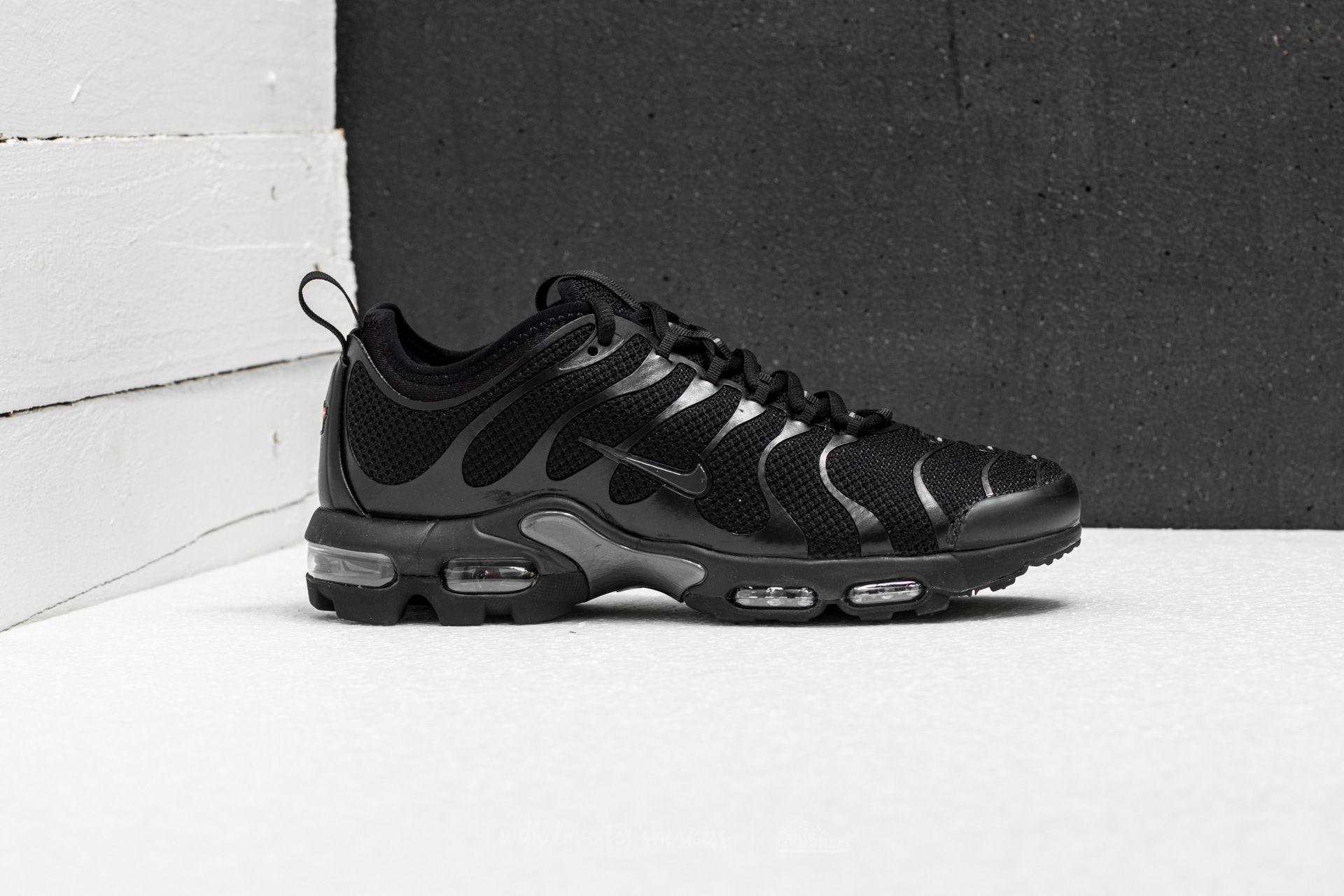 best online cheap prices cute Air Max Plus Tn Ultra Black/ Anthracite-black