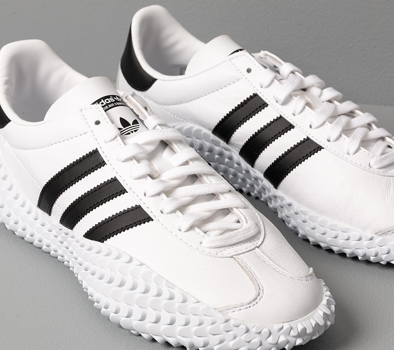 Adidas Country x Kamanda Ftw White/ Core Black/ Ftw White adidas Originals de hombre