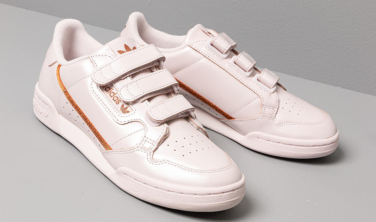 Adidas Continental 80 W Strap Orchid Tint/ Copper Metalic/ Orchid Tint