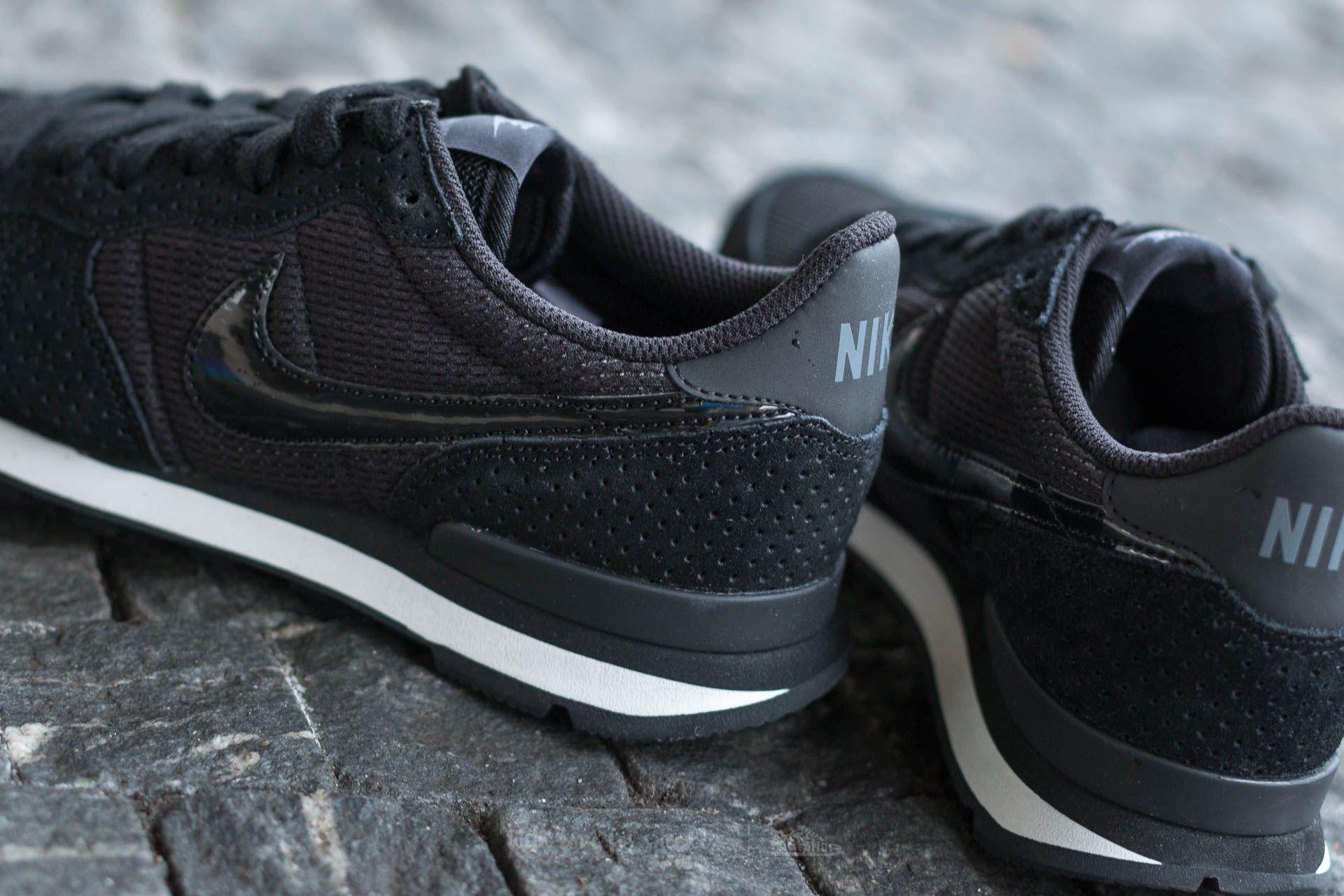 Ardilla Calle principal heroína  Nike Wmns Internationalist Black/ Black-dark Grey-summit White for Men -  Lyst