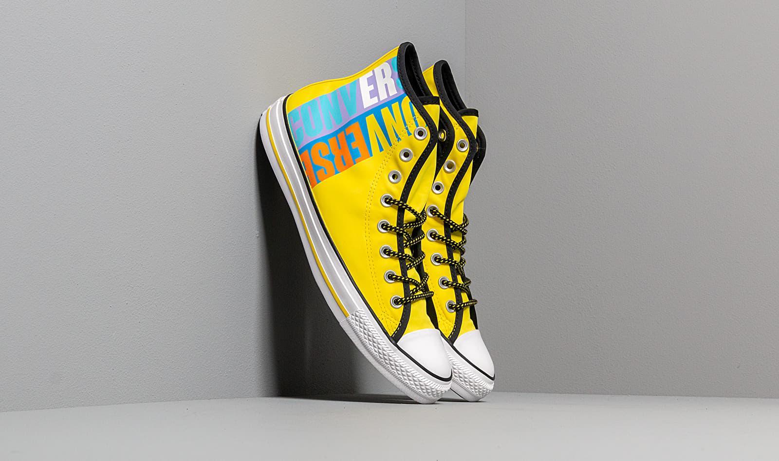 converse fresh yellow