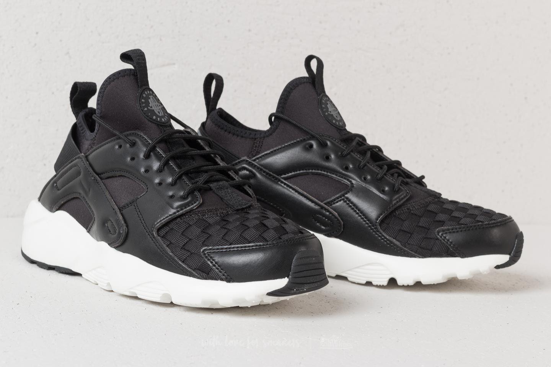 Perversión Anémona de mar Muy lejos  Nike Rubber Air Huarache Run Ultra Se Black/ Dark Grey/ Sail-black for Men  - Lyst